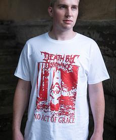 No Act Of Grace Shirt White